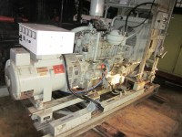 50 kVA Lister HR6 As New Condition
