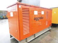 125 kVA Agrekko With Volvo Engine