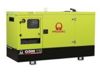 110 kVA Pramac Silent Diesel Generator