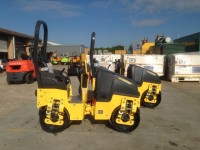 NEW BOMAG BW90AD-5 Roller
