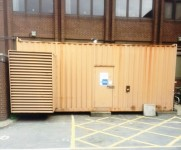880 kVA FG Wilson Super Silent Generator