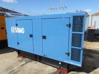 220 kVA SDMO 2009 Volvo Engine