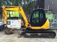 2006 JCB 8080 Mini Excavator