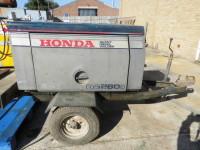 260 amp Honda Diesel Welder Generator