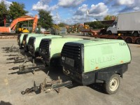 2004-2007 SULLAIR 65 Compressors
