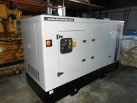107 kVA Himoinsa Ex Demo Set