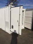 10ft Reconditioned Generator Enclosure C/w Fuel Tank