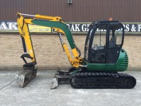 Year 2003 JCB 8060 Excavator