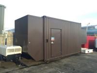 Caterpillar Olympian 220 kVA in Super Silent Container