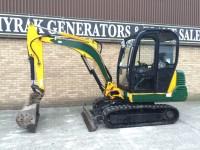 Year 2006 JCB 8030 Excavator