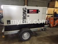 NEW Genmac Strong 50 kva FAST TOW
