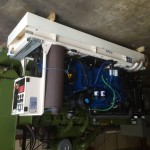 150 kva FG Wilson. ONLY 43 hours