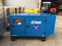 SDMO T25 Super Silenced (Single Phase)