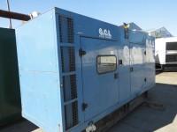275 kVA SDMO V275 Silent Diesel