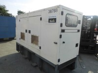 75 kVA FG Wilson XD75 Rental Spec