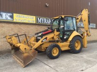 2010 CAT 432E PREMIER (Only 1148 hours)