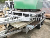 NEW INDESPENSION 3500 kgs Trailers