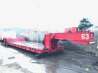 TRANSQUIP Lo-Loader Trailer (66 Tons Gross)