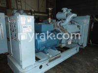 350 kVA Prime / 385 kVA Standby, 61 Hours, Rolls Royce Eng