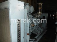 350 kVA Prime / 385 kVA Standby, 66 Hours, Rolls Royce Eng