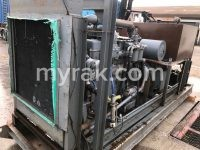 176 kVA Petbow Skid Mounted Open Set, Rolls Royce Engine, 548 hours