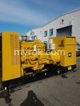350 kVA Caterpillar 3406 Skid Moutned, 1993, 124 hours
